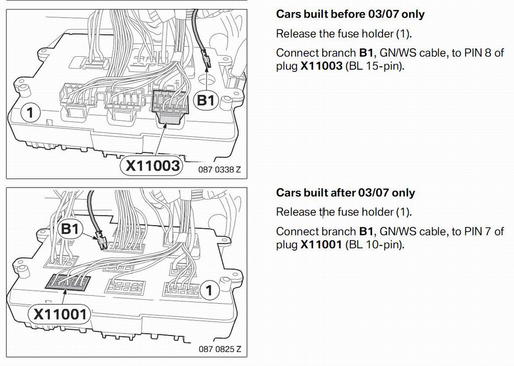 pdc rear pdc retrofit install question 2011 BMW E92 Fuse Box Diagram at gsmportal.co